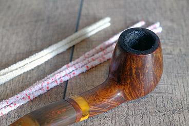 Pensez à nettoyer votre pipe